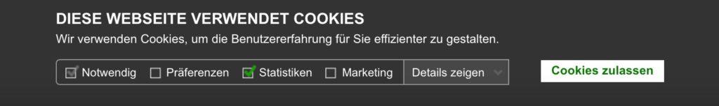 Cookiebot Premium