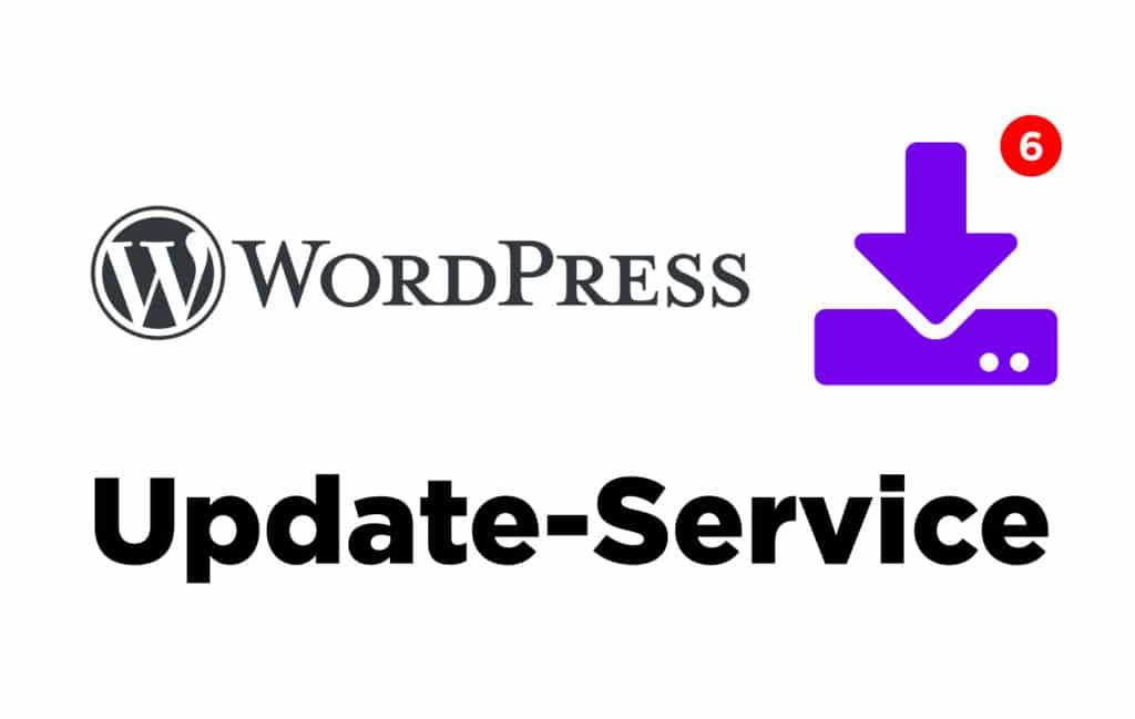 WordPress Update Service!