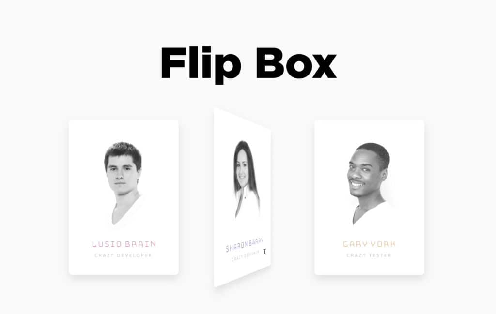 TYPORY Cloud Flip Box