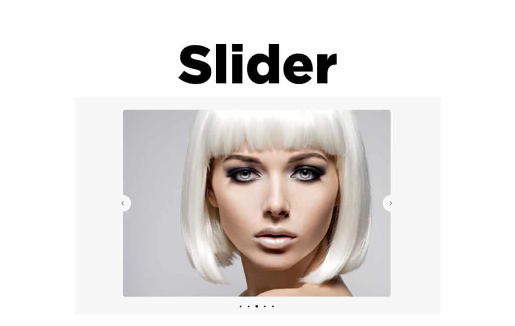 TYPORY Cloud Slider